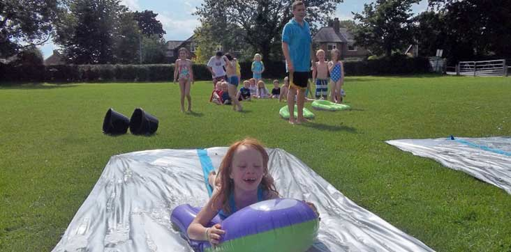 Holiday Club in Chester