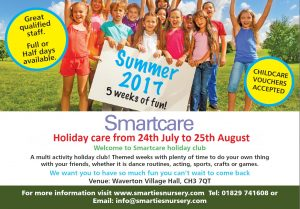 Smartcare Summer Program 2017