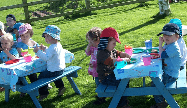 Children's Lunch at Chester holiday club