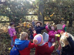 Autumn Fun in Pre-School