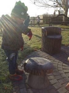 Frosty Fun in Pre- School