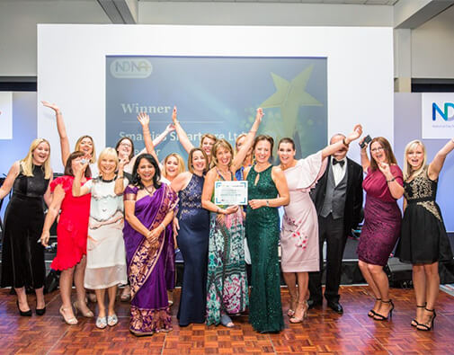 NDNA Nursery of the Year winners 2018! Click to watch our winning moment