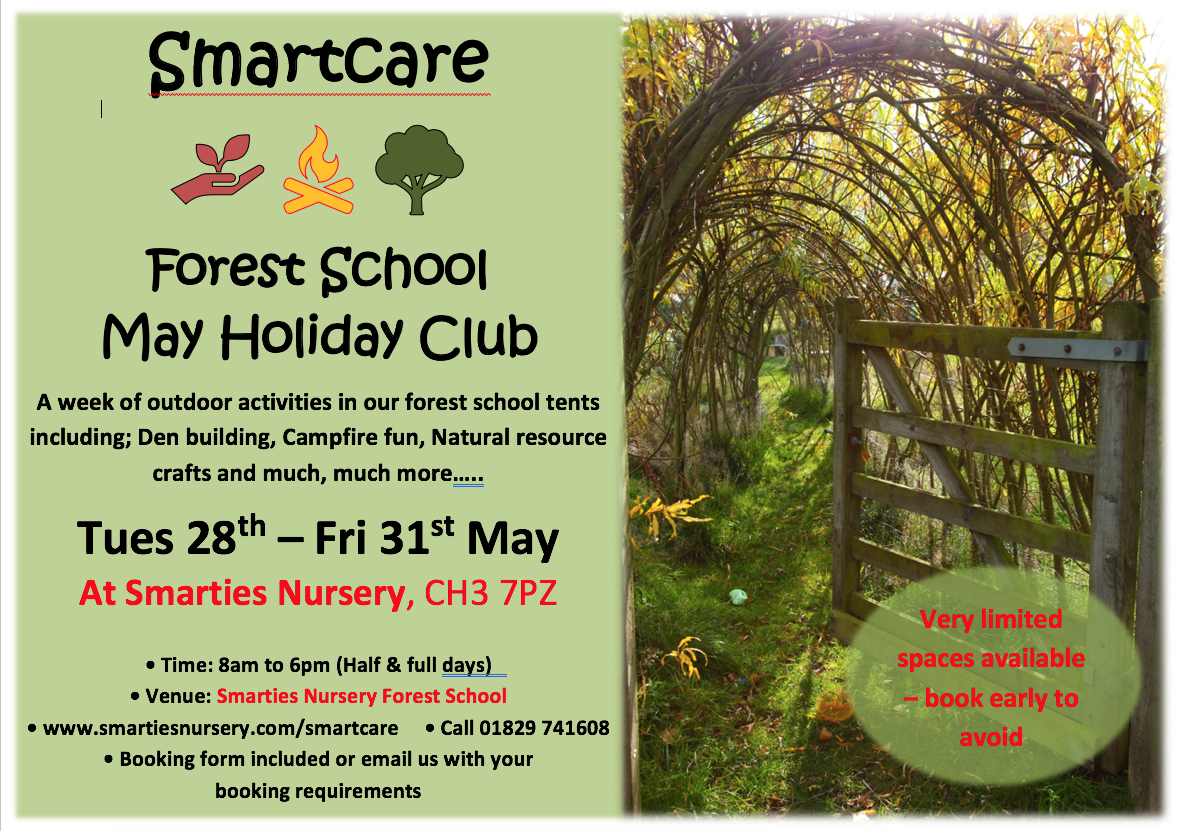 Smartcare Holiday Club May Half Term 2019