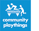 Open ended play from Community Playthings